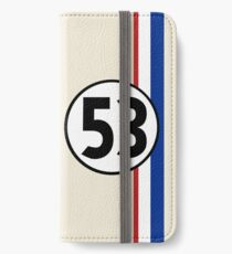 The Love Bug iPhone Wallet/Case/Skin