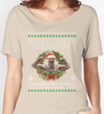 Merry Fookin Christmas (LIMITED EDITION) Women's Relaxed Fit T-Shirt