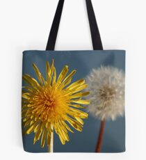 Beginning and End Tote Bag