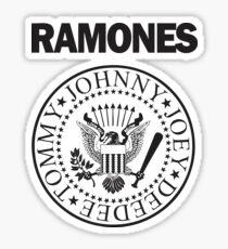 Ramones Sticker