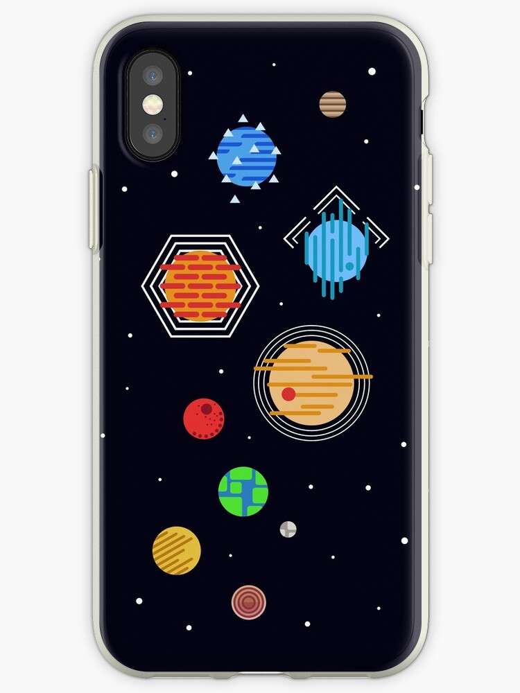 solar system iphone xr case - photo #14