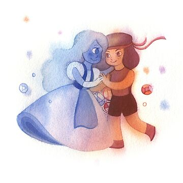 Sapphire and Ruby by WindOverTheWate