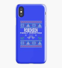 Robinsons Ugly Family Christmas Gift Idea iPhone Case/Skin