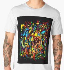 Dali in mind Reversi Men's Premium T-Shirt