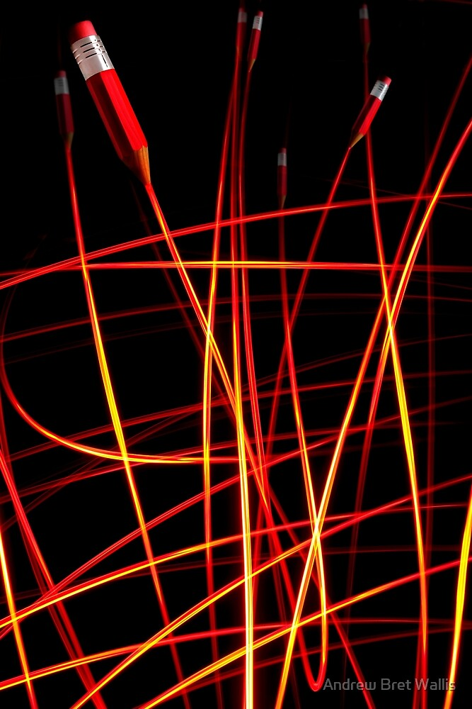 Light Grid by Andrew Bret Wallis