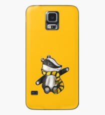 Badger Mascot Case/Skin for Samsung Galaxy