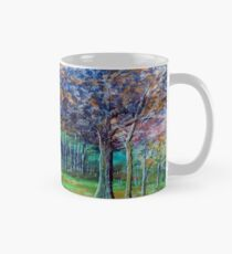 Waterpaint trees Mug