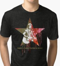 David Bowie - Starman #2 Tri-blend T-Shirt