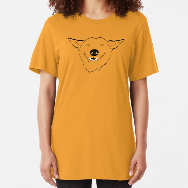 Just So Happy Slim Fit T-Shirt