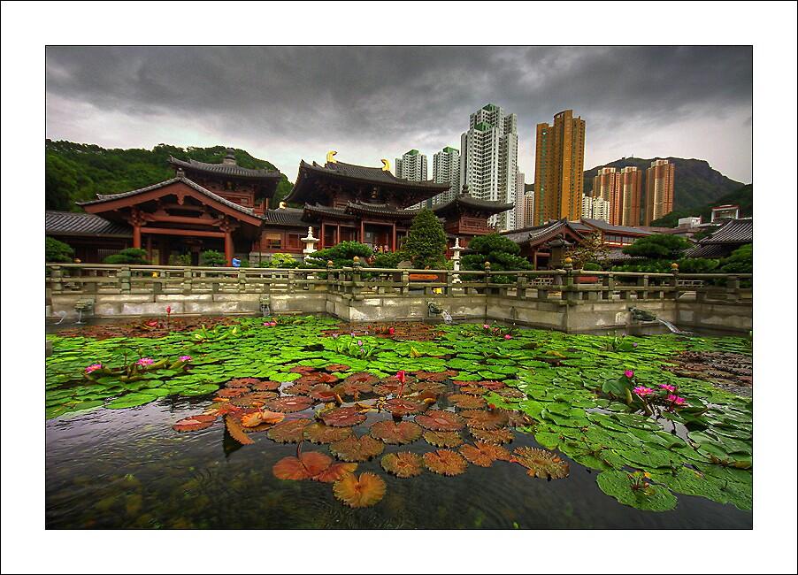 Hong Kong - Past & Present by Thamer Al-Tassan