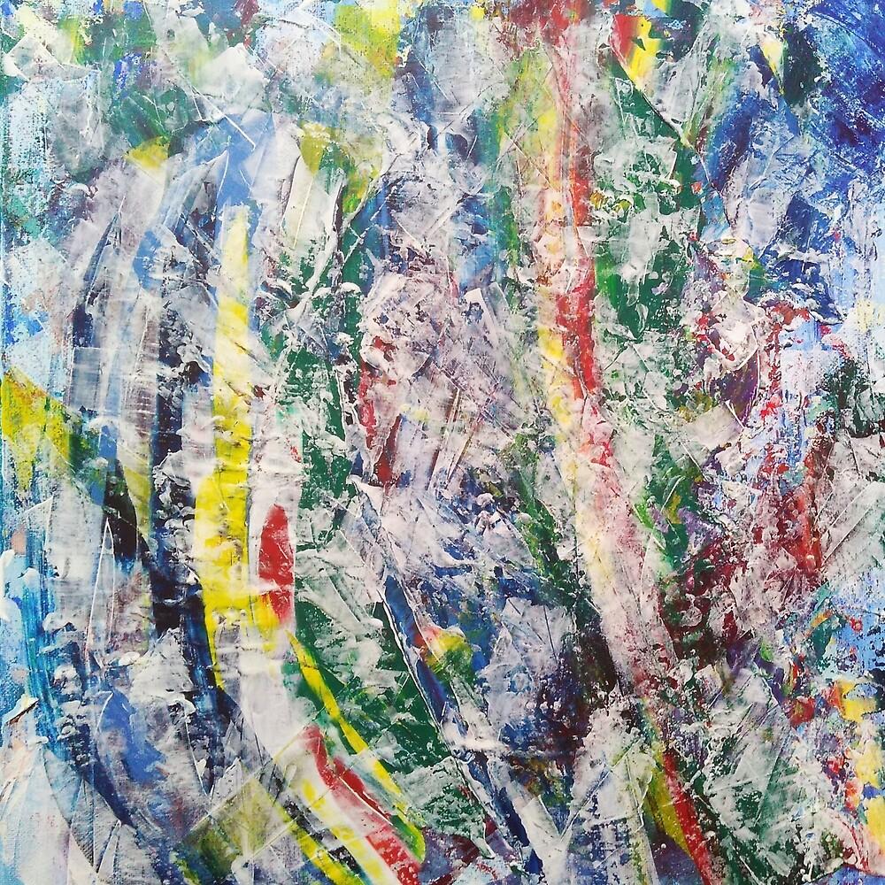 Abstract 108 by LoraSi