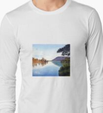 North Haven Vista Watercolour Painting T-Shirt