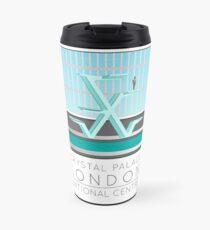 Lido Poster Crystal Palace Travel Mug
