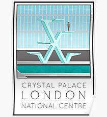 Lido Poster Crystal Palace Poster
