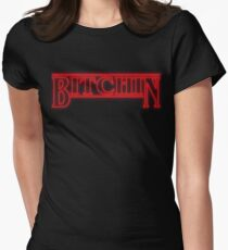 Bitchin' Women's Fitted T-Shirt