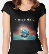 Cold Oil Women's Fitted Scoop T-Shirt