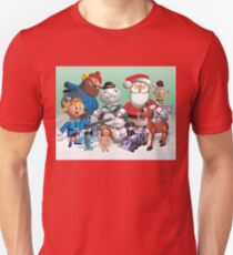 Holiday Fun Unisex T-Shirt