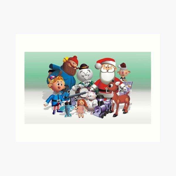 Holiday Fun Art Print
