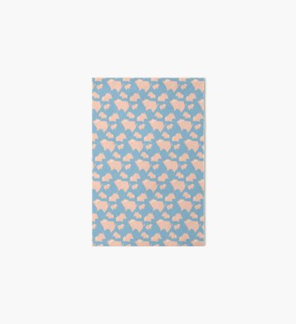 Paper Pigs (Patterns Please) Art Board Print