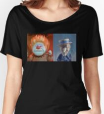 Miser Brothers Women's Relaxed Fit T-Shirt