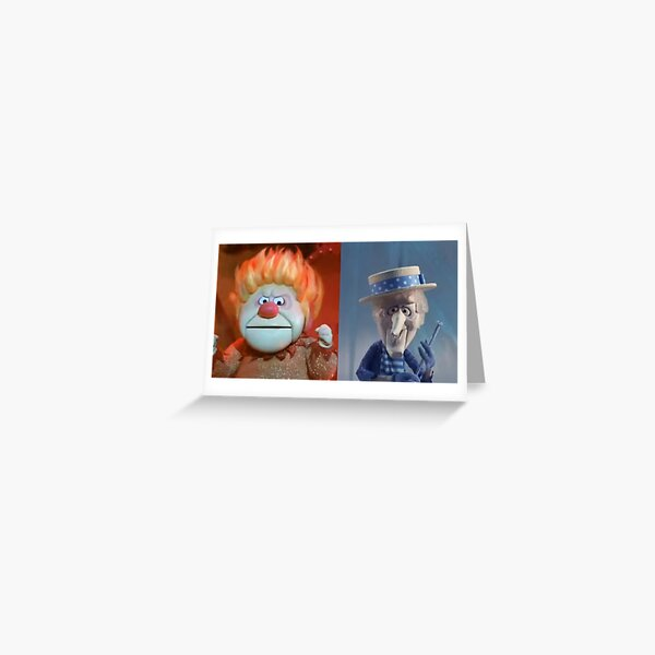 Miser Brothers Greeting Card