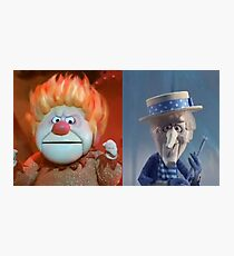 Miser Brothers Photographic Print