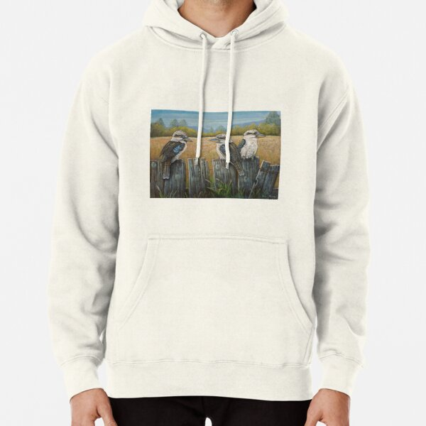 AUTUNM MORNING  Pullover Hoodie