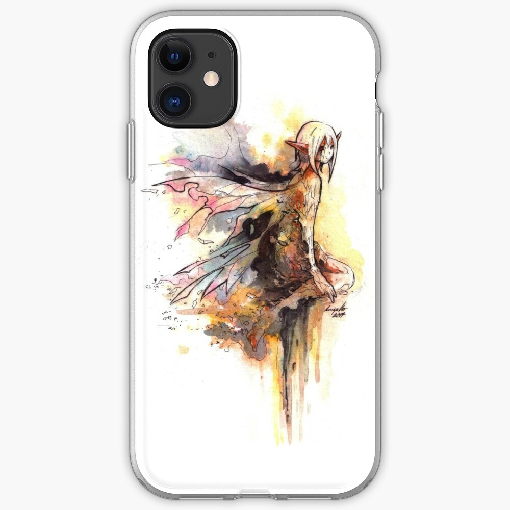 The Shattered Fairy iPhone Case & Cover