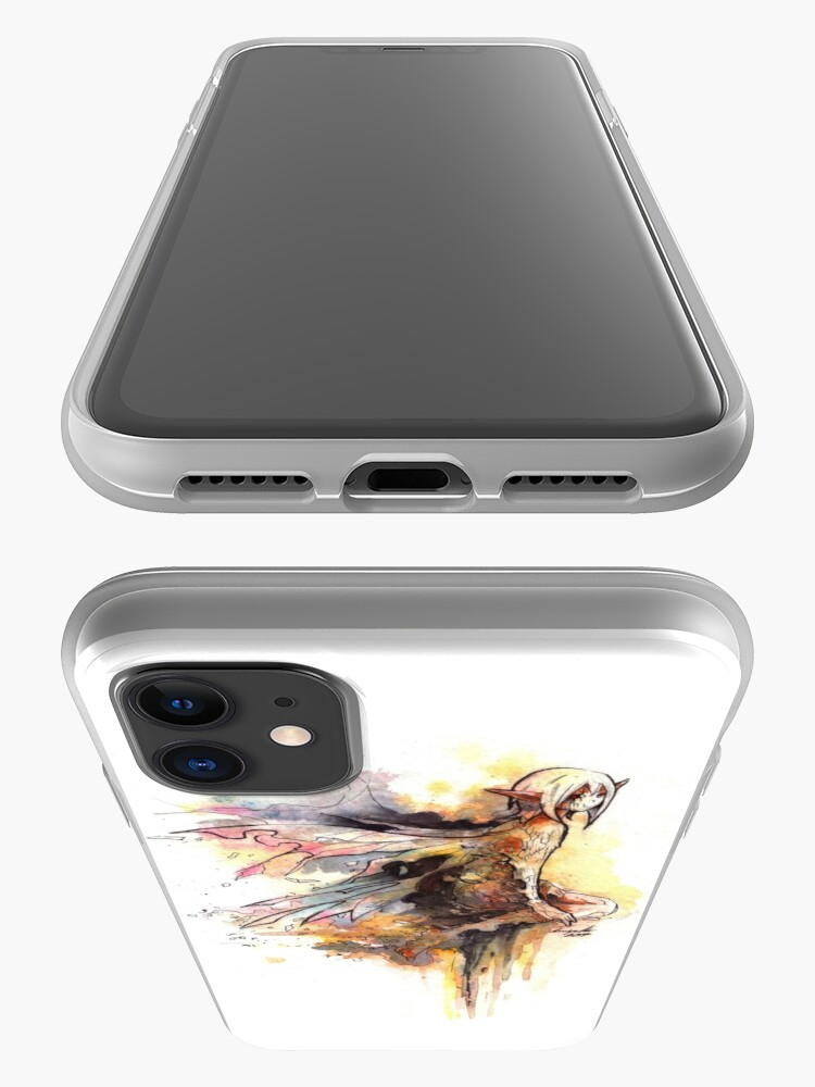 Alternate view of The Shattered Fairy iPhone Case & Cover