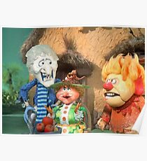 Miser Brothers and Mother Nature Poster