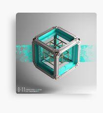 Cube. Canvas Print