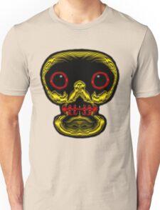 Look me in the eyes! - skull tee Unisex T-Shirt