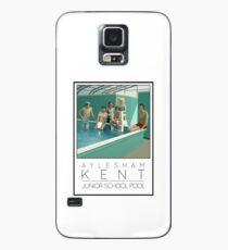 Lido Poster Aylesham Junior School Case/Skin for Samsung Galaxy
