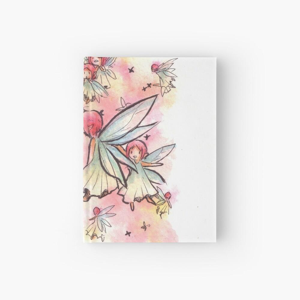 The Teeming Fairies Hardcover Journal