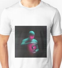 A Man and his Orb Unisex T-Shirt
