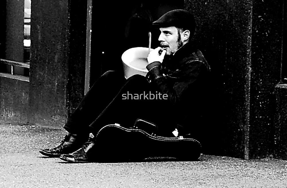Mr Violin Man by sharkbite