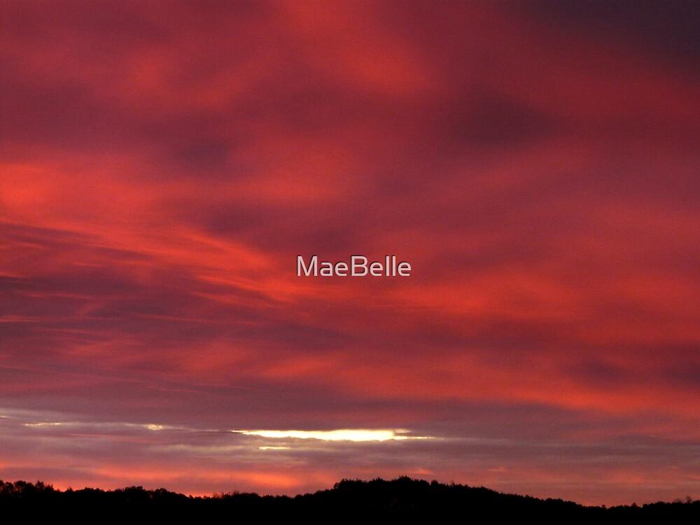 Sask,sunrise #7 by MaeBelle