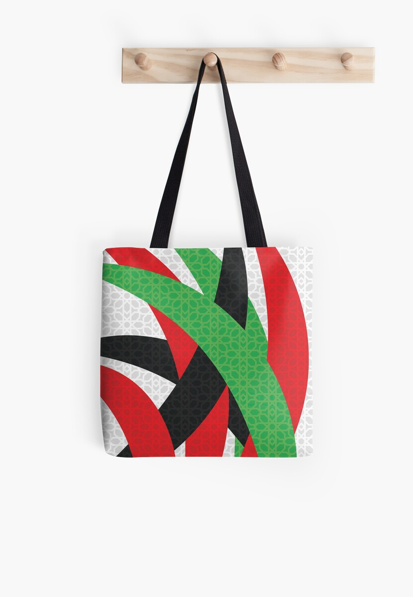 Uae National Day 46th Tote Bags By Wowarts Redbubble