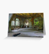 Lost Place 05, Beelitz Heilstaetten, Beelitz Heilstätten (Verlassene Orte) Greeting Card