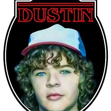 Dustin - Stranger Things by collection-life