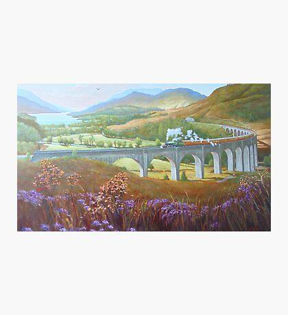 Glenfinnan Viaduct. Photographic Print