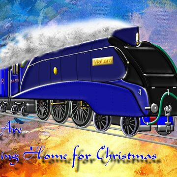 We Are Coming Home for Christmas by ZipaC