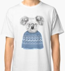 Winter koala Classic T-Shirt