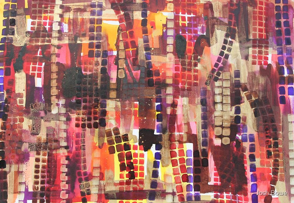 Squares 2 by Josh Bowe
