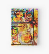 THE GREATEST PSYCHEDELIC PAINTING IN THE GALAXY Hardcover Journal