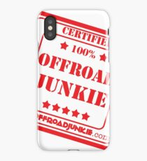 Offroad Junkie iPhone Case/Skin