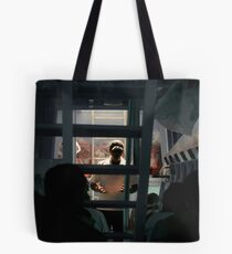 Listen to me or else. Tote Bag