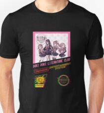 Doki Doki Literature Club NES Cover Unisex T-Shirt