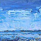 Blue Mountain by DiegoByrnesArt
