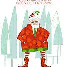 Santa Stylin' by robinpickens